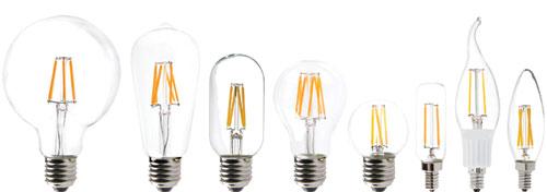 LED Vintage Light Bulbs