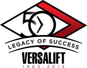 Versalift 50 Years