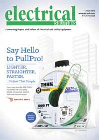 July 2015 Electrical Solutions