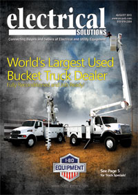 August 2015 Electrical Solutions
