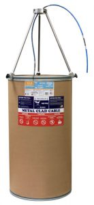 Metal Clad Cable Barrel Pack System