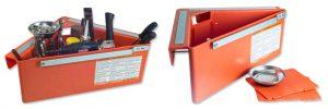 Aerial Tool Bin - DeMore's Innovative Design, Inc.