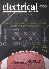January 2016 Electrical Solutions