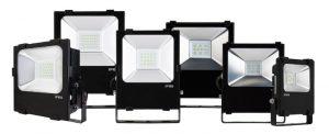 Compact LED Flood Light Series