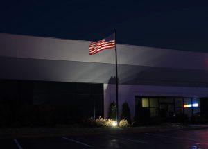 Super-Bright Compact LED Flood Light Series