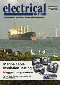 February 2016 Electrical Solutions