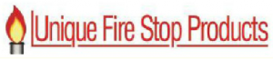 Unique Fire Stop Logo