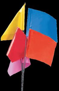 Blackburn flags