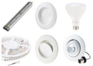 High CRI LED Display Lighting