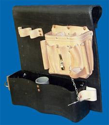 Plastic Composites Thigh-Brace Tool Tray