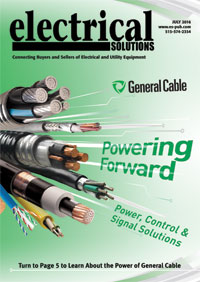 July 2016 Electrical Solutions