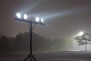 Work Light Tripod Stand