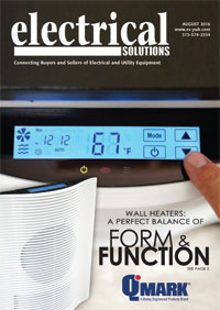 August 2016 Electrical Solutions