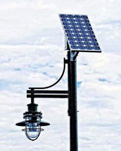 SEPCO SolarPierwalk LED