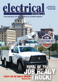 October 2016 Electrical Solutions