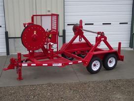 brenco-trailer-mounted-single-reel-v-grove-carrier-tensioner