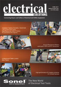 June 2017 Electrical Solutions