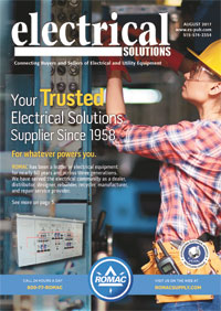 August 2017 Electrical Solutions