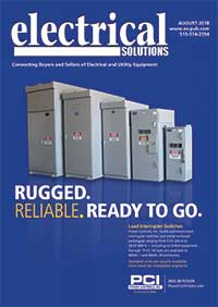 August 2018 Electrical Solutions